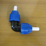 MDPE Pipe Connectors 90 Degree Bend